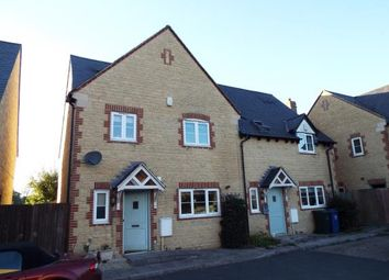 Thumbnail 3 bed semi-detached house for sale in The Crossway, Ardley, Bicester, Oxfordshire