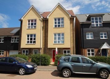 3 bed town house for sale in Gwendoline Buck Drive, Aylesbury HP21