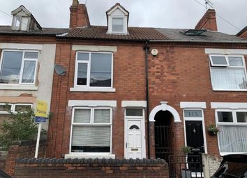 Thumbnail 2 bed terraced house for sale in Chatsworth Street, Sutton-In-Ashfield
