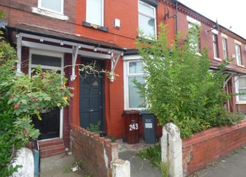Thumbnail 5 bedroom terraced house to rent in Great Western Street, Manchester