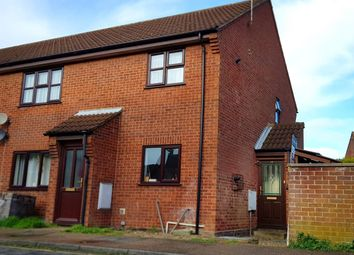 Thumbnail 2 bedroom flat for sale in Thorp Court, Dereham