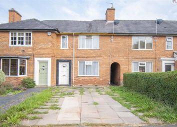 Thumbnail 3 bed terraced house for sale in Jutland Road, Moseley, Birmingham