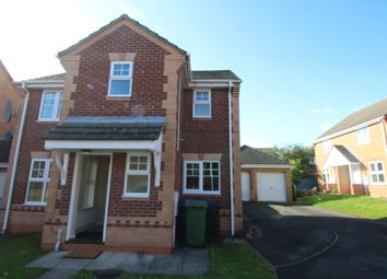 Thumbnail 3 bed detached house to rent in Stoops Close, Chesterfield