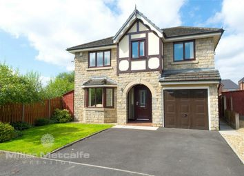 Thumbnail 4 bedroom detached house for sale in Highclove Lane, Worsley, Manchester
