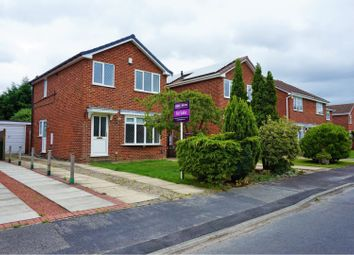 Thumbnail 3 bedroom detached house for sale in Eden Close, York