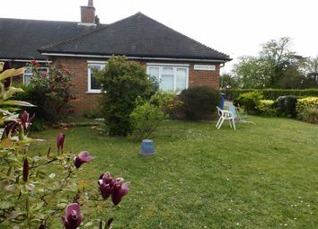 Thumbnail 2 bed semi-detached bungalow for sale in London Road, Ipswich