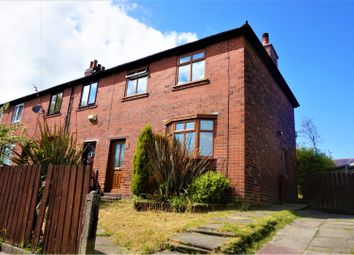 Thumbnail 3 bed semi-detached house for sale in Wingates Grove, Westhoughton, Bolton