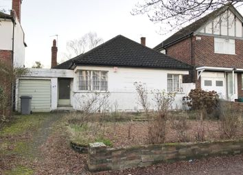 Thumbnail 2 bed bungalow for sale in Ebrington Road, Harrow, Middlesex