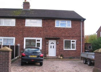 Thumbnail 2 bedroom flat to rent in Broadway, Newport, Shropshire