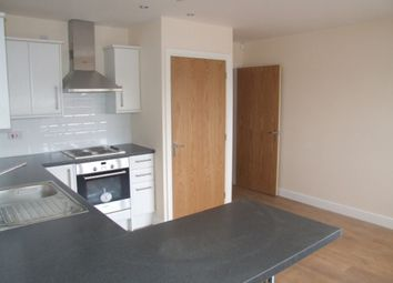 Thumbnail 1 bed flat to rent in 45A Clifton Drive, Leftwich, Northwich, Cheshire