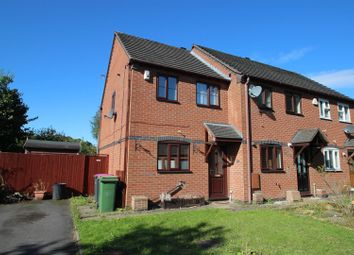 Thumbnail 2 bed end terrace house for sale in Hancocks Drive, Oakengates, Telford