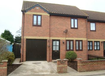 Thumbnail 3 bedroom semi-detached house to rent in Crown Street, Leiston
