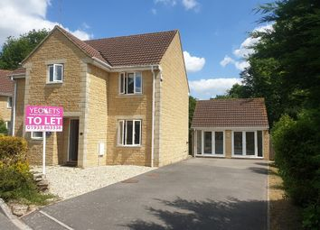 Thumbnail 4 bed detached house to rent in Drakes Meadow, Halves Lane, East Coker, Yeovil