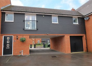Thumbnail 2 bed terraced house for sale in Hutchins Way, Basingstoke, Hampshire