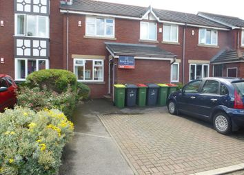 Thumbnail 1 bedroom terraced house to rent in Beamont Drive, Ashton-On-Ribble, Preston