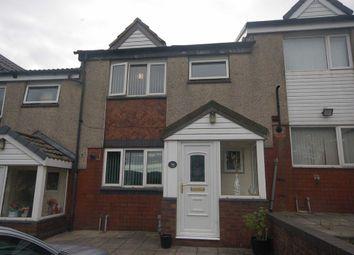 Thumbnail 3 bed town house for sale in Bennington Street, Guide, Blackburn
