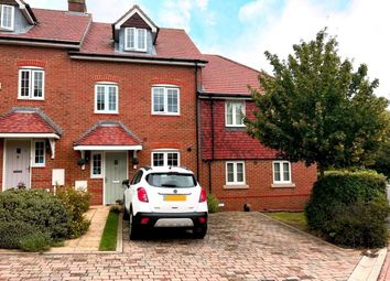 Thumbnail 3 bedroom terraced house for sale in Malthouse Way, Hellingly, Hailsham