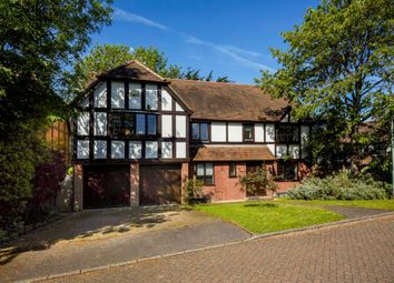 Thumbnail 5 bed detached house to rent in Sandon Close, Esher