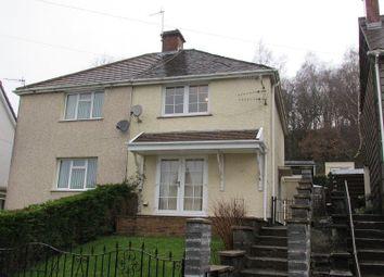 Thumbnail 3 bed semi-detached house to rent in Tanydarren Cilmaengwyn, Pontardawe, Swansea.