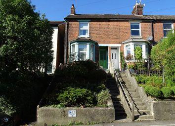 Thumbnail 3 bed terraced house for sale in Ashfield Road, Salisbury