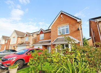 Thumbnail 4 bed detached house to rent in Virginia Gardens, Great Sankey, Warrington