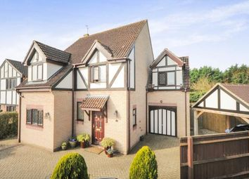 Thumbnail 4 bed detached house for sale in Manor Gardens, Rodbourne Green, Swindon, Wiltshire