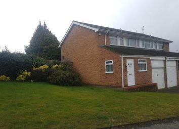 Thumbnail 3 bed semi-detached house for sale in Lansdown Road, Sittingbourne, Kent
