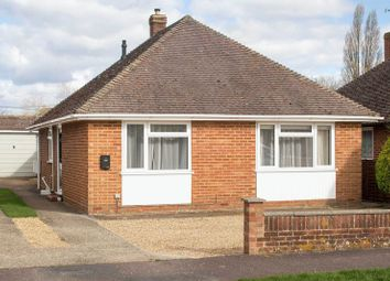 Thumbnail 3 bed detached bungalow for sale in Fritham Close, Totton, Southampton