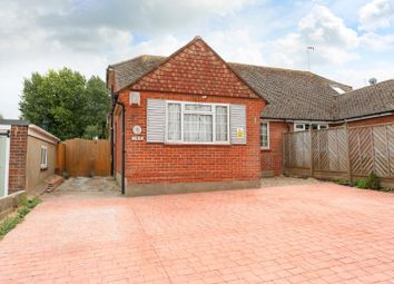 Thumbnail 4 bed semi-detached bungalow for sale in Percy Avenue, Broadstairs