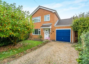 Thumbnail 3 bed detached house for sale in Church Green, Long Sutton, Spalding