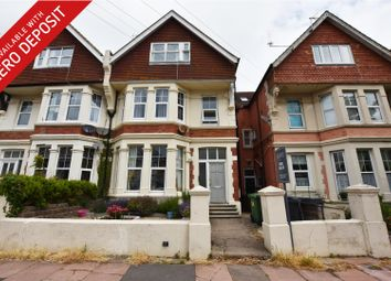 Thumbnail 2 bed flat to rent in Wickham Avenue, Bexhill-On-Sea