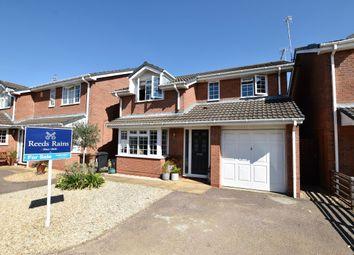 Thumbnail Detached house for sale in Lavender Walk, Evesham