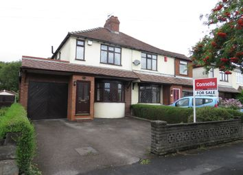 Thumbnail 2 bed semi-detached house for sale in Burntwood Road, Norton Canes, Cannock
