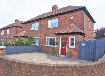 Thumbnail 2 bed semi-detached house for sale in Felton Drive, Newcastle Upon Tyne