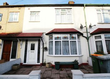 Thumbnail 3 bedroom terraced house for sale in Lonsdale Avenue, East Ham, Greater London
