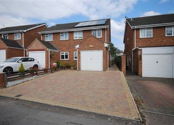 Thumbnail 3 bed semi-detached house for sale in Victoria Road, Ledbury, Herefordshire