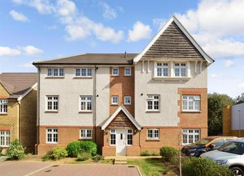 Thumbnail 2 bedroom flat for sale in Albion Drive, Larkfield, Aylesford, Kent