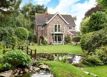 Thumbnail 4 bed detached house for sale in Church Lane, Fotherby, Louth