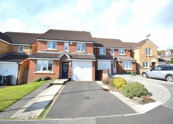 Thumbnail 3 bed detached house for sale in Rosecroft, Pelton, Chester Le Street