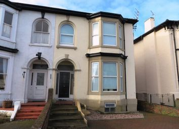Thumbnail 1 bed flat to rent in Leicester Street, Southport