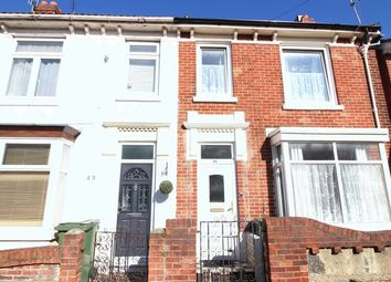 Thumbnail 3 bed terraced house for sale in Fordingbridge Road, Southsea