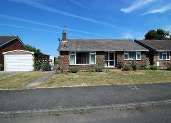 Thumbnail 2 bed detached bungalow for sale in Westland Road, Cottesmore, Oakham