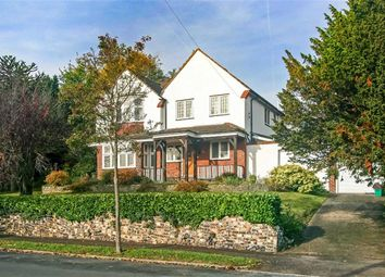 Thumbnail 5 bed detached house for sale in Woodcrest Road, Purley, Surrey