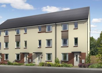 "Thumbnail 3 bedroom detached house for sale in ""Gower"" at Morfa Shopping Park, Brunel Way, Swansea"