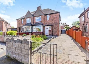 Thumbnail 3 bed semi-detached house for sale in Oxford Avenue, Sneyd Green, Stoke-On-Trent
