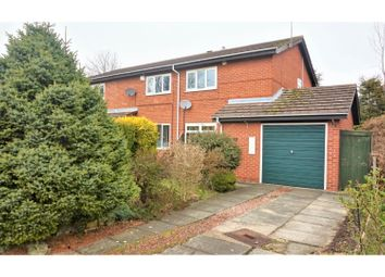 Thumbnail 2 bedroom semi-detached house for sale in Burnbridge, Newcastle Upon Tyne