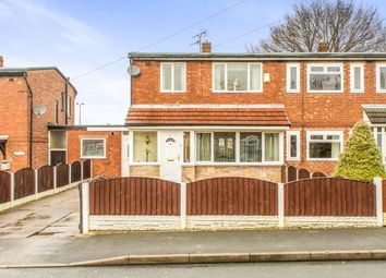 Thumbnail 3 bed semi-detached house for sale in Hartshead Avenue, Ashton-Under-Lyne, Greater Manchester