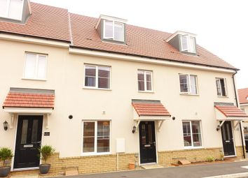 Thumbnail 3 bed town house to rent in Barbados Row, Newton Leys, Milton Keynes