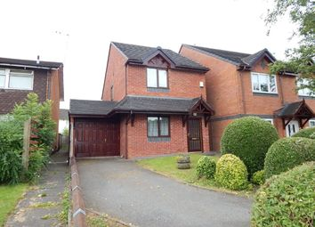 Thumbnail 2 bed detached house for sale in Clee Road, Northfield, Birmingham