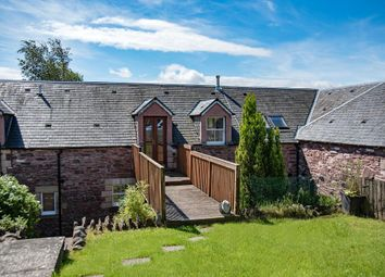 Thumbnail 3 bed terraced house for sale in Hillside Steading, Dunblane, Scotland